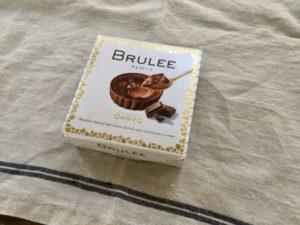 ブリュレアイスチョコ